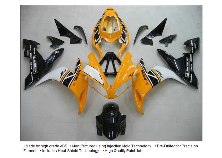 YZF R1 04-06 Fairing set