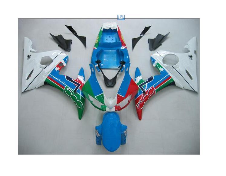 YZF R6 03-05 Fairing set