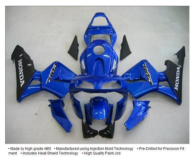 CBR600RR 03-04 Fairing set