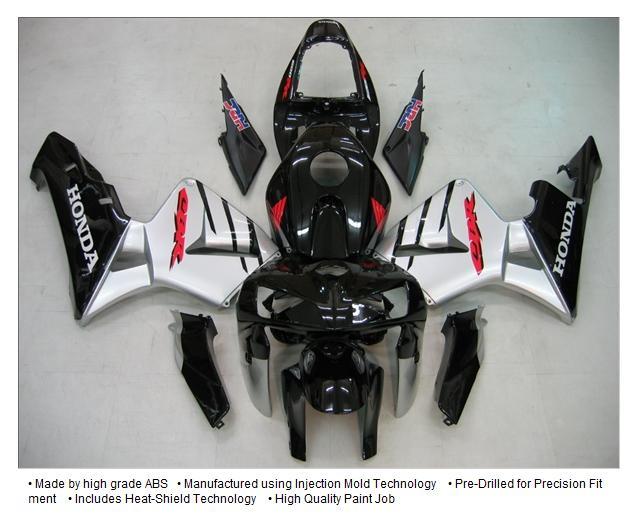 CBR600RR 05-06 Fairing set