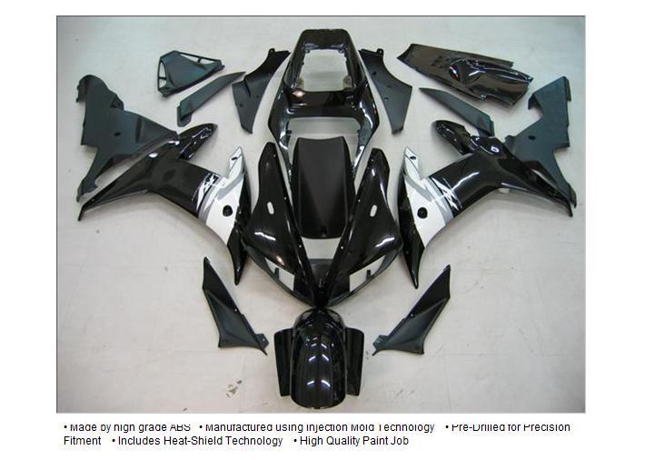 YZF R1 02-03 Fairing set