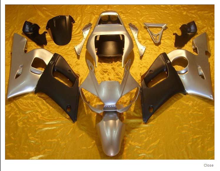 YZF R6 98-02 Fairing set